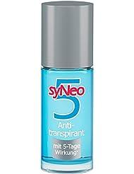 syNeo 5 Anti-Transpirant Unisex Roll-On, Anti-Perspirant Deo für Damen und Herren, 1er Pack (1 x 50 ml)