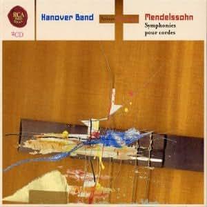 Mendelssohn - Symphonies pour cordes n° 7, 8, 9, 11, 12, 13 [Import anglais]