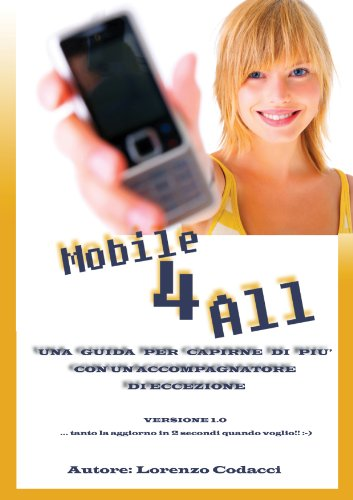Mobile 4 All (Italian Edition) Blackberry Wireless Handheld