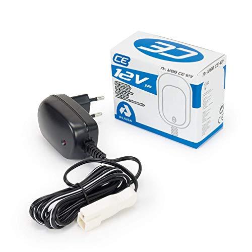 INJUSA- Cargador de batería 12 V