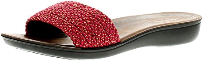 Wynsors Roper Damen Damen Flache Sandaletten Fuchsien - Fuchsien - UK Größen 3-7