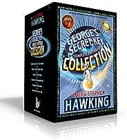 George's Secret Key Complete Paperback Collection: George's Secret Key to the Universe; George's C