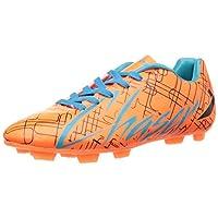 Vector X Chaser, Men's Soccer Shoes, Multicolour(Orange/Black/Blue), 8 UK (42 EU)
