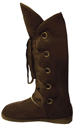 Doublée en fourrure pour femme Hauteur au genou Snug Nomad Bottes en 5 couleurs Brown With Brown Fur