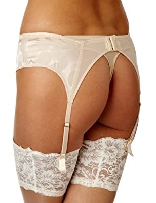 Gossard Superboost Celebration Champagne Suspender