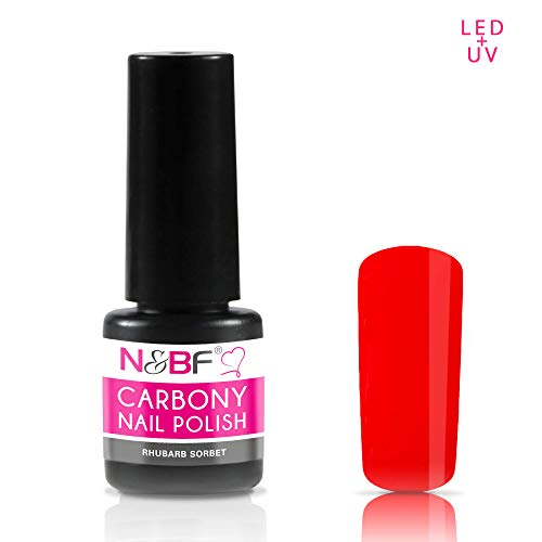 carbony nailpolish Rhubarb Sorbet 5 ml-7ml Nail Polish à Ongles Gel