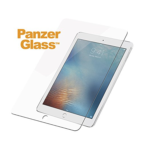 PanzerGlass Clear Tempered Glass for Apple iPad12.9 inch Edge to Edge with Easy Installation Kit