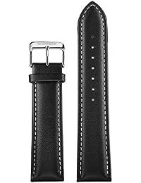 Blenheim London® Correa de reloj de piel de liberación rápida (22 mm) e98a66fb8186