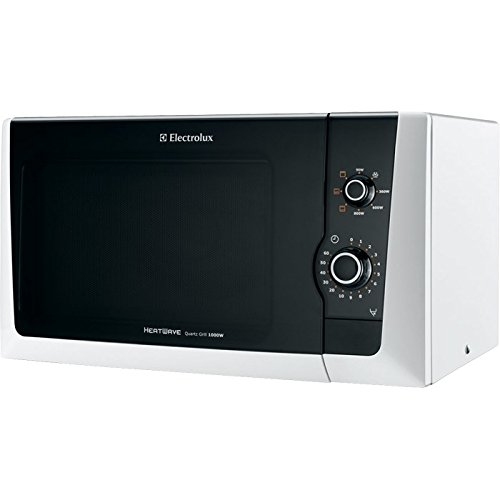 Electrolux EMM21150W Countertop Grill microwave 18.5L 800W White microwave -...