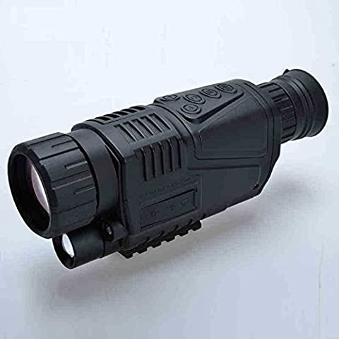 weian HD visión nocturna por infrarrojos Fans Militares Bajo los Estados Unidos monocularteleskop digitales día y noche con poca