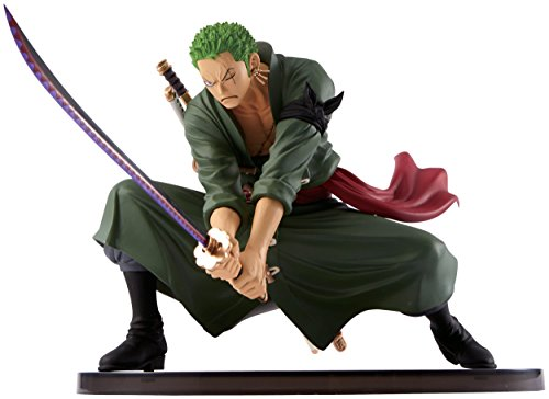 One Piece Zoro Figura