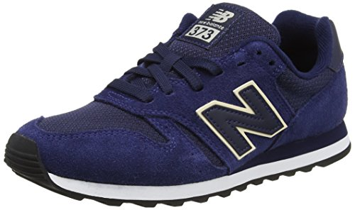 New Balance Women's 373 Trainers, Blue (Navy), 4 UK 36.5 EU
