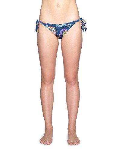 Desigual Biki_Osaka-Kobe Japan Braguita de Bikini, Azul Navy 5000, Talla del Fabricante: Medium...