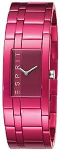 Esprit Damen-Armbanduhr Houston Aluminium Analog Quarz ES105892008