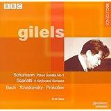 Gilels spielt Schumann, Scarlat