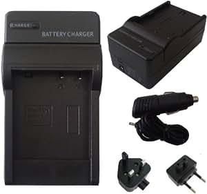 Mobilizers - Chargeur de Batterie de remplacement Caméscope pour SONY