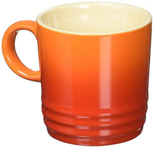 Le Creuset 91007210090000 Tasses à Espresso 0,1 L Volcanique