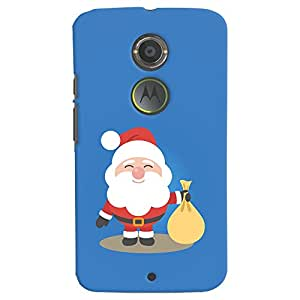 ColourCrust Motorola Moto X2 Mobile Phone Back Cover With Motorola Moto X2 - Durable Matte Finish Hard Plastic Slim Case