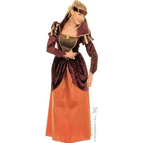 Kostüm Medievale Femme - Unbekannt Aptafêtes--Kostüm Königin mittelalterlichen