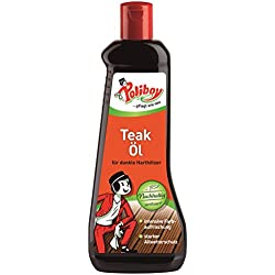 Poliboy - Teak Öl für dunkel Harthölzer - 500 ml