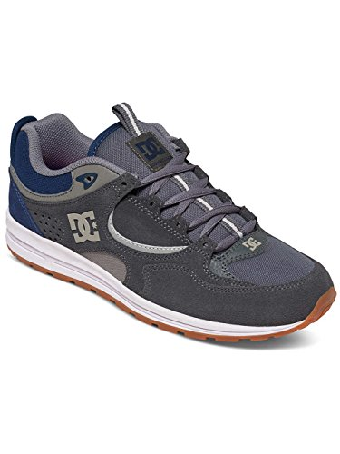 DC Shoes Kalis Lite - Chaussures pour homme ADYS100291 Grey/Blue/White