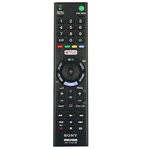 Telecomando per SonyKDL48R553CBU Bravia Smart 48' LED TV - Con due batterie AAA 121AV incluse