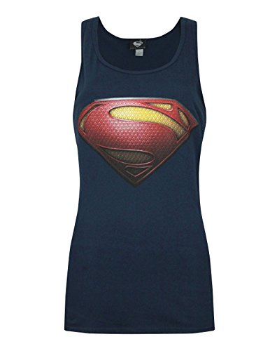 Donne - Official - Man Of Steel - Tank Top (L)