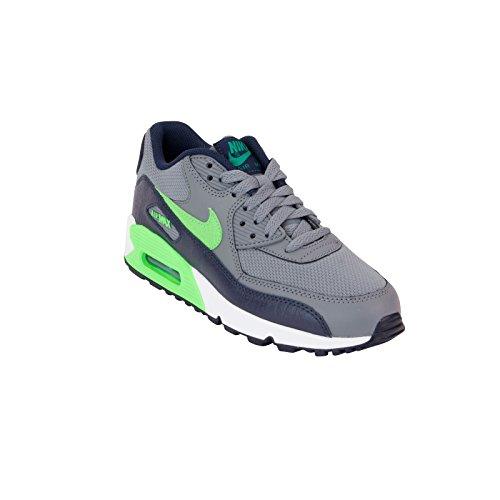 Nike Air Max 90 Mesh (Gs), Chaussures de Running Compétition Garçon
