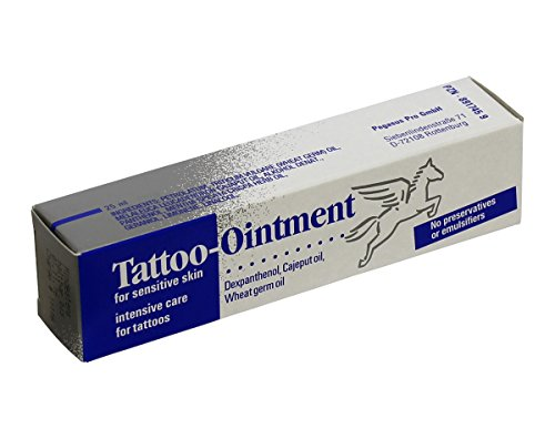 Tattoo Creme Pegasus 25ml mit Cajeputöl
