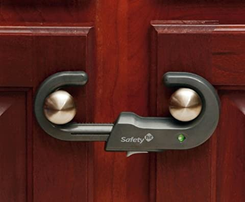 Safety 1st Grip N' Go Cabinet Lock Decor, 2-Count