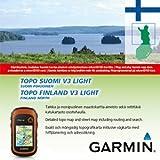 Garmin TOPO Suomi Finland v3 Light Pohjoinen - Software de navegación (Suomi Finland, 1 Año(s), 1024 x 768, 1024 MB, Intel Mac / PowerPC G4, ENG, FIN, SWE)