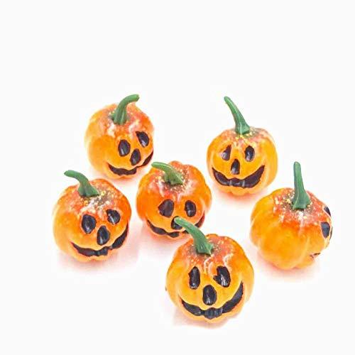 Hilai Halloween decro Kürbis shapet Dekoration Spiel Werkzeuge 1bag (Dekoration Spiele Halloween)
