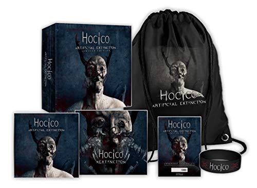 Hocico - Artificial Extinction (Limited Box) (Audio CD)