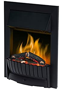 Dimplex CMT20 Clement Electric Inset Fire with Optiflame Effect, 2 Kw, 230 W