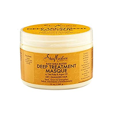 Shea Moisture Raw Shea Butter Deep Treatment Mask 340 g from Shea Moisture