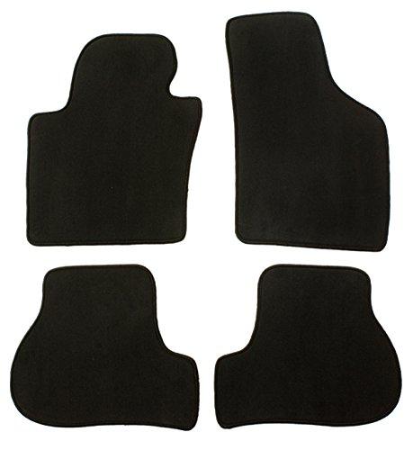Preisvergleich Produktbild CatEx 30508350400GG Premium Teppich zugeschnitten, grau, Set von 4