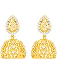 2da2f8ab8 Jhumki Women's Earrings: Buy Jhumki Women's Earrings online at best ...