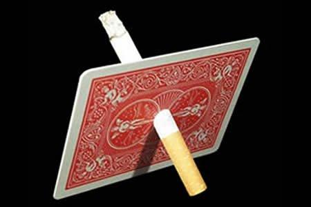 Magic Tricks - Tour de Magie - Cigarette à travers