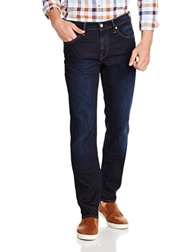 Levi's Men's 511 Slim Fit Jeans (6902194941111_18298-0243_32W x 34L_Blue)