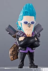 One Piece (OnePiece) Strong World Collection Trading-Figur: Cutty Framm alias Frankie (Franky / Katie Framm)