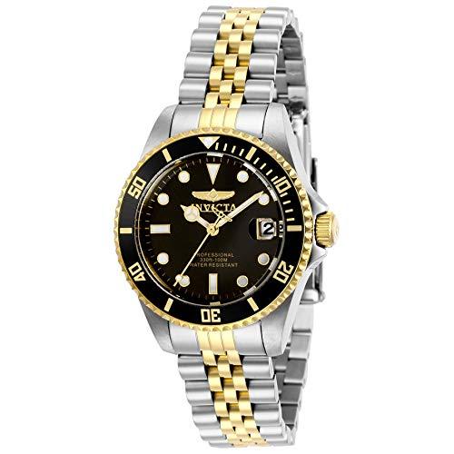 Invicta Pro Diver Reloj de Mujer Cuarzo Correa y Caja de Acero 29189