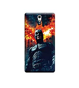 Ebby Premium Designer Back Cover for Sony Xperia C5 (Designer Case)