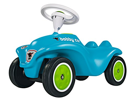 *Big 800056171 New Bobby Car RB3, hellblau*