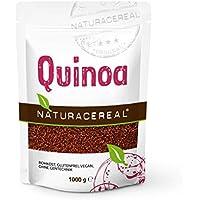 Semillas de Quinoa Roja 1 kg - NATURACEREAL