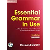 Essential Grammar in Use 3rd Edition / Edition with answers and CD-ROM