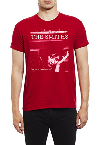 The Smiths Louder Than Bombs Men's T-shirt