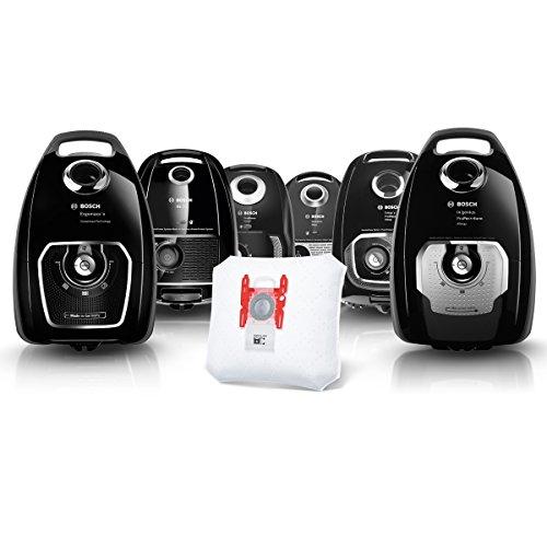 comprare on line Bosch BBZ41FGALL - Sacchetti PowerProtect per aspirapolvere 5L, confezione da 4 pezzi prezzo