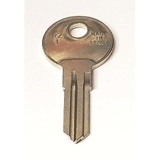 Ersatzschlüssel für Renz Original Briefkastenschlösser Code Serie1-200