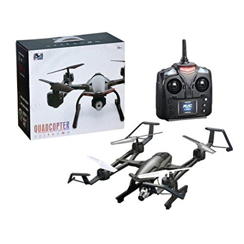 Bescita RC Quadcopter 2.4G 4CH 6-Achsen Gyro Wifi FPV DRONE 5.0MP 1080P Kamera Geschenk