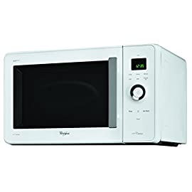 Whirlpool JQ280WH Jet Cuisine Microonde con Grill, 30 litri, Bianco